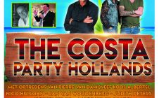 The Costa Party 6 Januari 2020