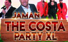 The Costa Party 2 Maart met Jaman